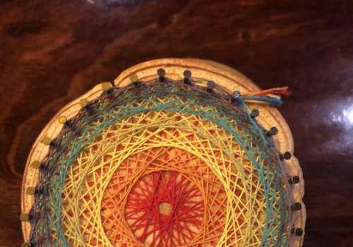 Mandala String Art Workshop